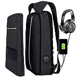 Best 17 Inch Laptop Bags - ROOKLY Mochila para Laptop 17 Pulgadas Laptop Bag Review