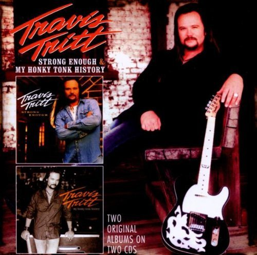 onky Tonk History Import Edition by Travis Tritt (2011) Audio CD ()