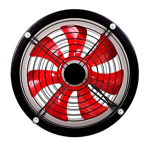 Extractor Comercial Industrial para Uso doméstico, Extractor de ventilación de conductos Circulares...