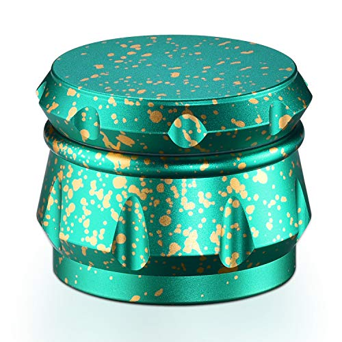 Nuevo Multi Color Grinder Especias, Tabaco, Hierbas Grinder 4 Piezas -