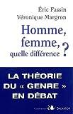 Homme, femme, quelle différence ?