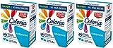 Coloria Färbemittel für Textilien Mini Format mit Salz inklusive türkis 2Sachets de 25g/300g–3Stück