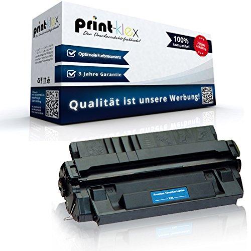 Print-Klex kompatible XXL Tonerkartusche für HP LaserJet 5000 LaserJet 5000-DN LaserJet 5000-GN LaserJet 5000-N LaserJet 5000-100 LaserJet5000-135 LaserJet5000-50 LaserJet 5100 C4129 C 4129X HP4129X HP29 X - 5000gn-drucker