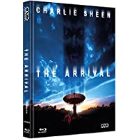 The Arrival [Blu-Ray+DVD] - uncut - auf 333 limitiertes Mediabook Cover A