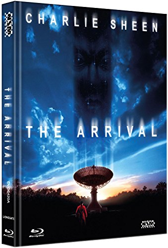 The Arrival [Blu-Ray+DVD] - uncut - auf 333 limitiertes Mediabook Cover A [Limited Edition]