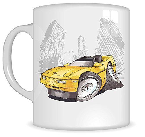 regalos-k3271-mg-caricatura-de-chevrolet-corvette-c4-caricatura-de-koolart-amarillo-chevrolet-taza-r
