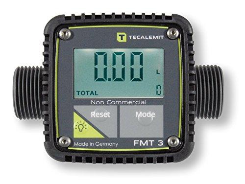 Elektronischer Durchflussmesser FMT III - Zählwerk (Durchflussmesser Elektronische)