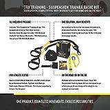 TRX Schlingentrainer Suspension Trainer Basic und Door Anchor, TF00160 - 2