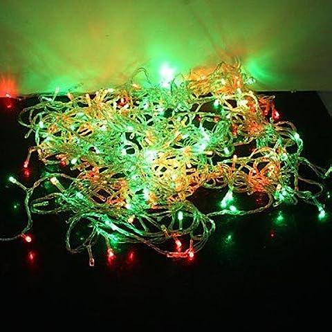 ZMW Striscia 330-LED luci colorate, 8 modalità