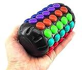 Rainbow Magic barrel round capsule magic cube Cryptex 3D puzzle Brand New