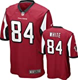 Nike Atlanta Falcons Roddy White #84 Nfl Little Boys Kids Game Jersey, Red Medium (5 - 6) - RED