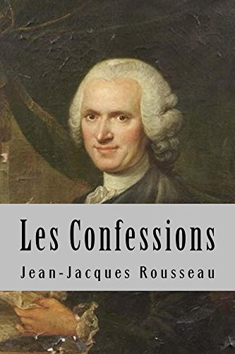 Les Confessions French Edition Ebook Jean Jacques