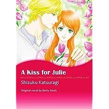 A KISS FOR JULIE (Milla & Boon comics)