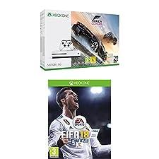 Xbox One - Pack Consola S 500 GB Forza Horizon 3 + FIFA 18 Edición Estándar