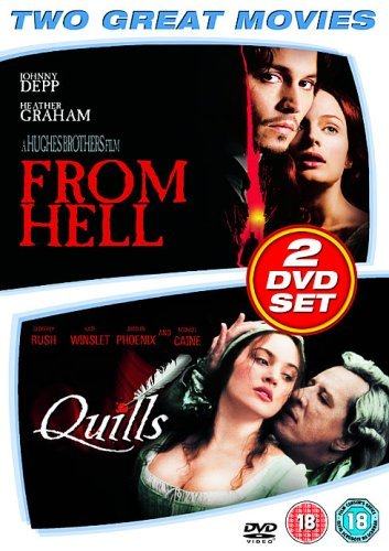 From Hell/Quills [DVD] by Johnny Depp