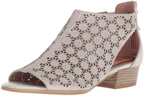 Tamaris 28140-20 Damen Elegante Sandalette aus Glattleder 'Touch-it'-Innensohle, Groesse 40, Grau