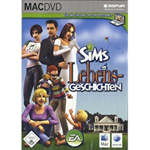 Die Sims: Lebensgeschichten – [Mac]
