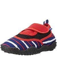 Playshoes Badeschuhe Taucher MIT UV-Schutz, Chaussures de Sports Aquatiques Mixte enfant