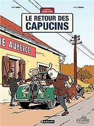 Une aventure de Jacques Gipar, Tome 2 : Le retour des capucins