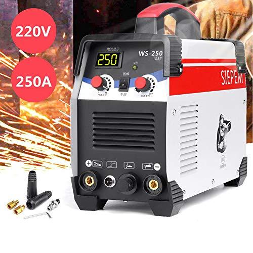 2In1 ARC/TIG IGBT-Inverter-Lichtbogen-Elektroschweißgerät, 220V 250A-Schweißgerät Schweißgeräte für Gusseisen aus legiertem Stahl und Kohlenstoffstahl aus rostfreiem Stahl