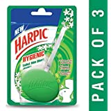 Hygienic Toilet Rim Block, Jasmine, 26 g (Pack of 3)