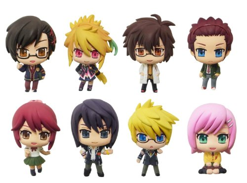 Tales of School Color Collection B Trading Figures (1 Random Blind Box)