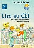 Image de Le nouveau fil des mots, CE1, livre de lecture
