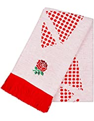 Canterbury England Official 17/18 Men's Rugby Acrylic Scarf