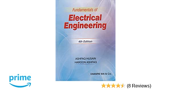 Basic Electrical Engineering Book By Ashfaq Hussain