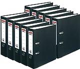 Herlitz Ordner maX.file protect A4, 8 cm breit (10er Pack | schwarz)