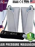 Dr Physio (Usa) Electric Air Compression Blood Circulation Machine Leg Calf Foot Massagers