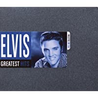 Greatest Hits Tin Box - Steel Box (Elvis Presley Tin)
