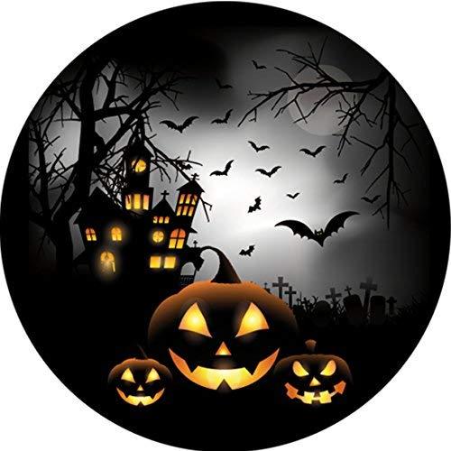 Tortenaufleger Halloween3 Ø 20 cm/Lieferung 2 bis 5 Werktage