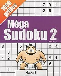 Méga Sudoku 2 : 1000 grilles