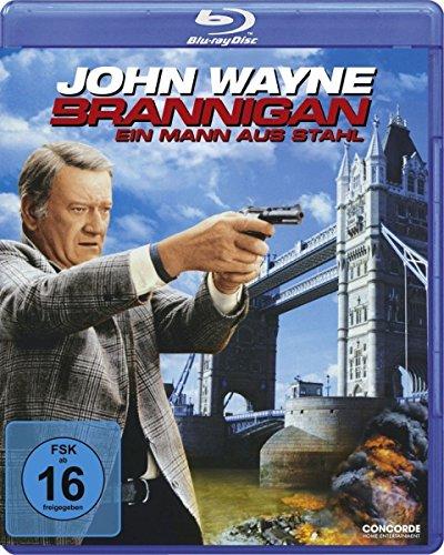 Brannigan - Ein Mann aus Stahl [Blu-ray]
