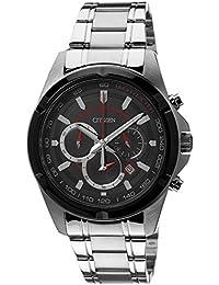 Citizen Analog Black Dial Men's Watch-AN8041-51E