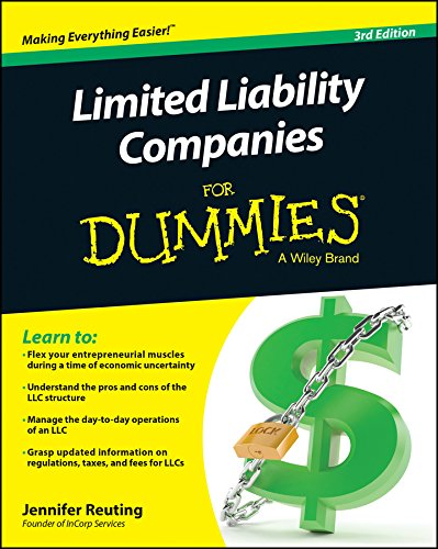 limited-liability-companies-for-dummies