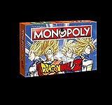 MONOPOLY Dragonball Z Edition für Fans! Die Saga rund...