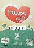 Milupa MILUMIL 2 Folgemilch, 1er Pack (1 x 600 g)