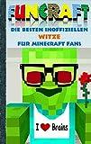 Minecraftfans aufgepasst! Dieses Buch aus der beliebten Funcraft Humorreihe ist prallgefüllt mit Minecraft Witzen zum Ablachen und Schmunzeln! Gekonnt werden die Minecraft Bewohner auf die Schippe genommen und viele witzige Antworten auf nicht ganz e...