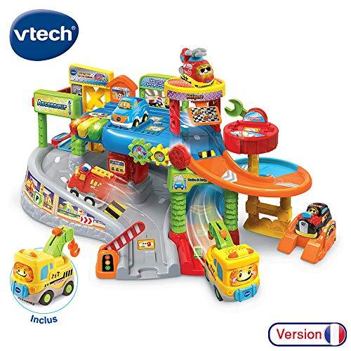 VTech Tut Tut Bolides Mon Premier Garage interactif Niño - Juegos educativos (AAA, 500 mm, 116 mm, 381 mm, 2 kg)