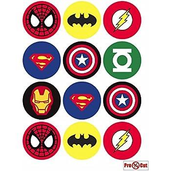 2m X 22mm Marvel Avengers Super Hero Grosgrain Ribbon For