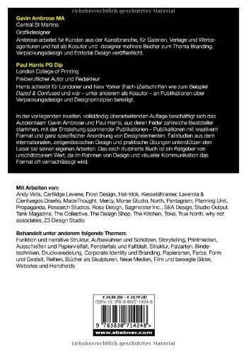 Format - Größe, Form und Ausstattung von Printprodukten (Basics Design)