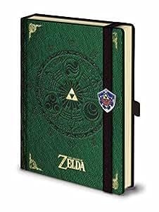 "Zelda SR71848""The Legend of Zelda"" Carnet de notes A5"