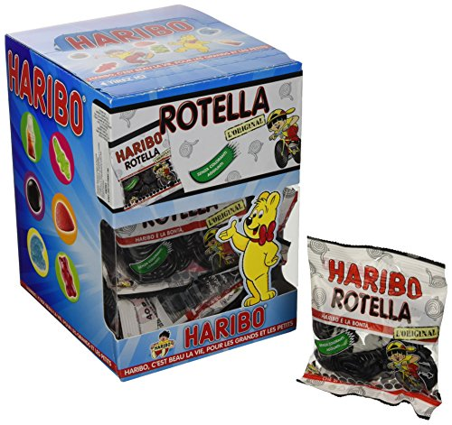 Haribo Mini Rotella - 30 pezzi da 40g