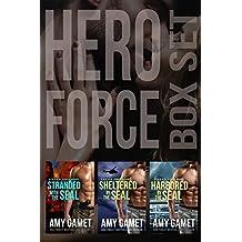 HERO Force Box Set: Books One - Three (English Edition)