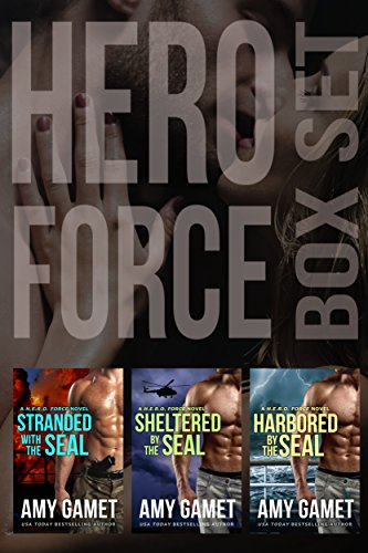 HERO Force Box Set: Books One - Three (English Edition)
