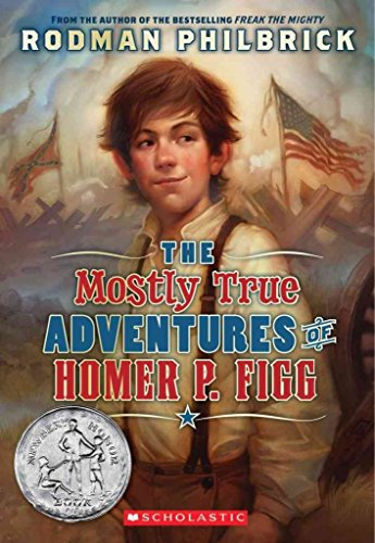 [(The Mostly True Adventures of Homer P. Figg)] [By (author) Rodman Philbrick] published on (January, 2011)