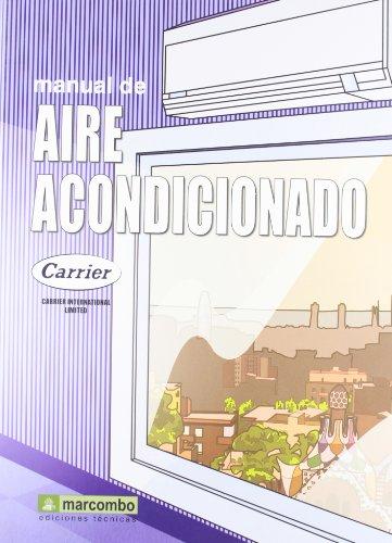 Manual de Aire Acondicionado por Carrier