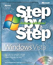 Windows Vista Step by Step Deluxe Edition by Joyce Cox (2008-02-23)